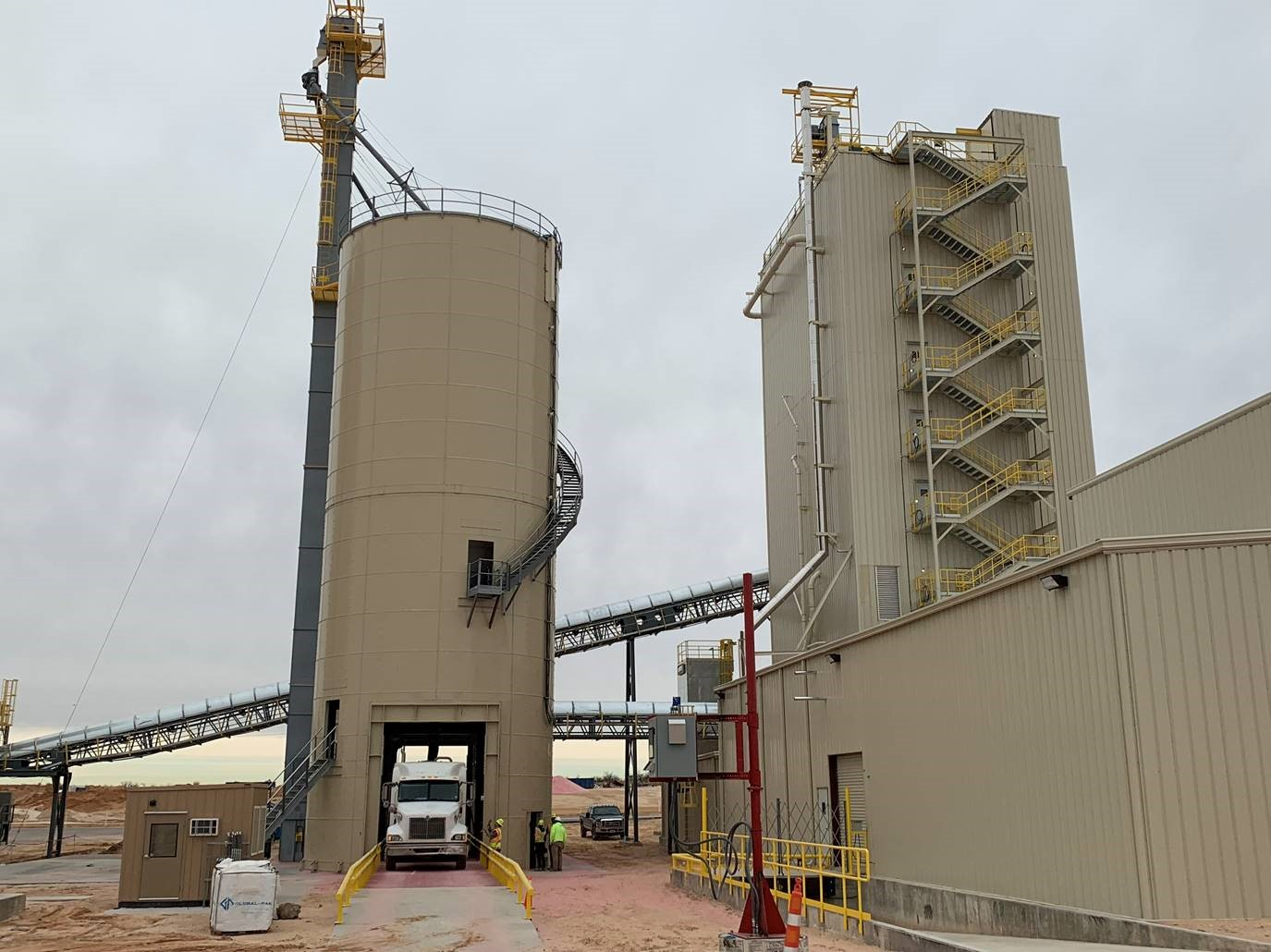 Preferred Sands Announces Commercial Opening of In-Basin Coating Facility in Monahans